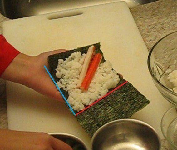 Aprenda como fazer temaki