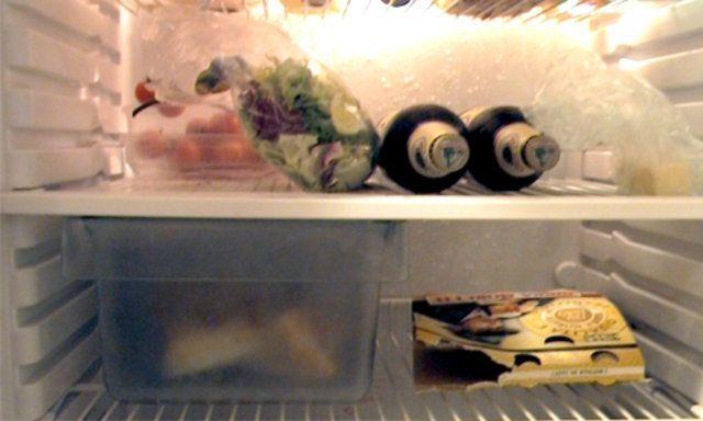 Alimentos que nunca devem ser congelados
