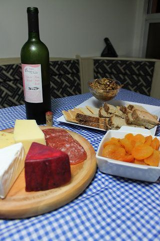 Como misturar queijos e vinhos