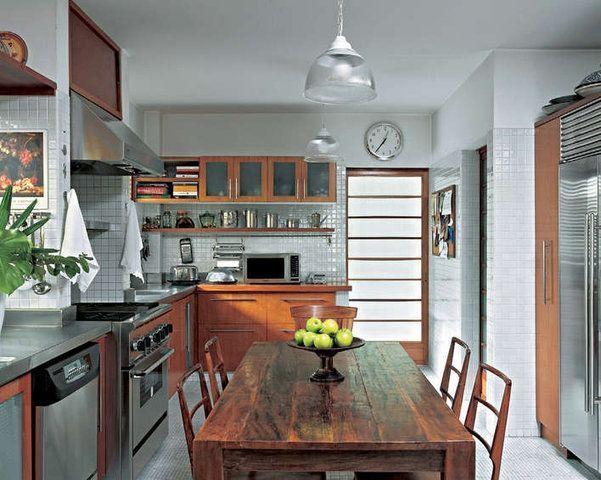 Como organizar acessórios de cozinha
