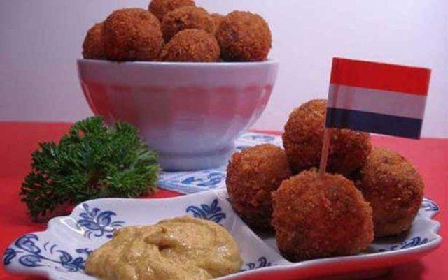 Aperitivos holandeses