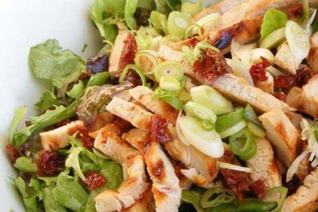 Melhores saladas para o verão
