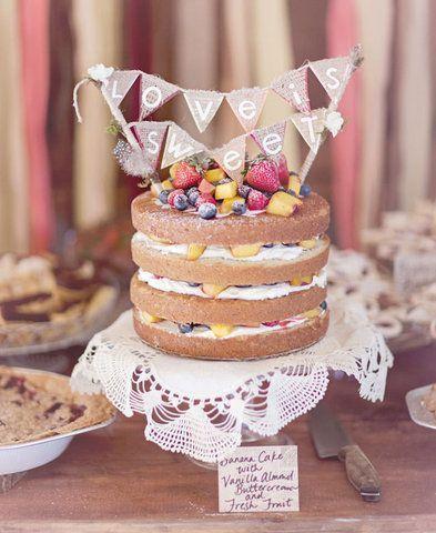 Decoração de bolos: ideias interessantes para sua criação