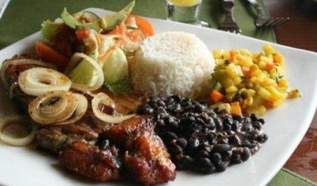 Comidas típicas da Costa Rica