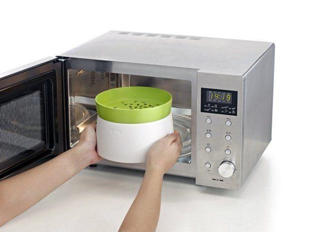 Como fazer arroz no micro-ondas