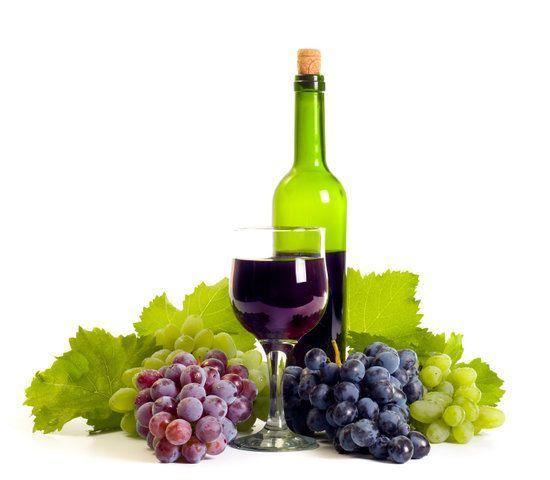 Tipos de uvas do vinho