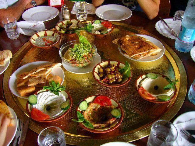 O melhor da culinária árabe em sua festa