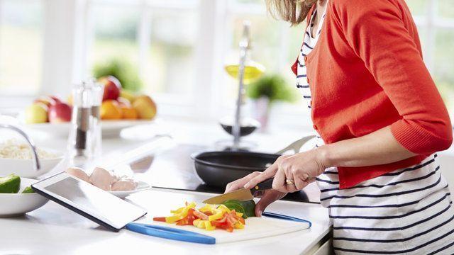 Dicas para cozinhar mais rápido e com menos bagunça