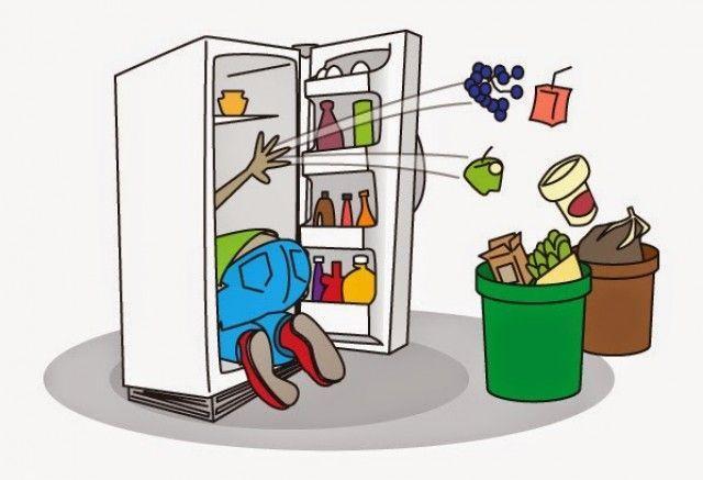 Como eliminar cheiros da geladeira