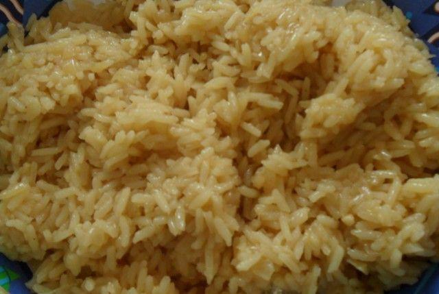 Como fazer arroz diferente