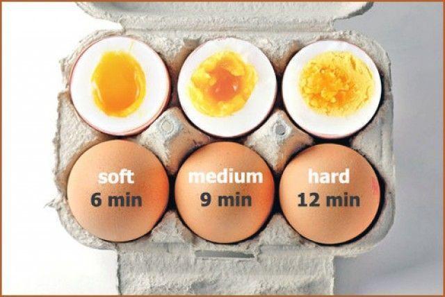 Como identificar ovos frescos