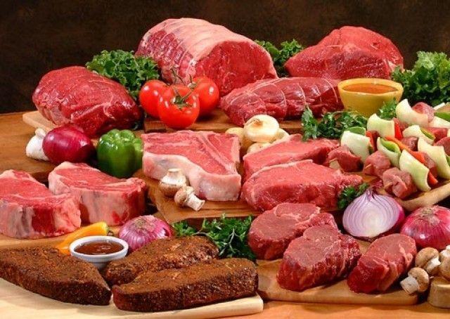 Principais cortes de carne