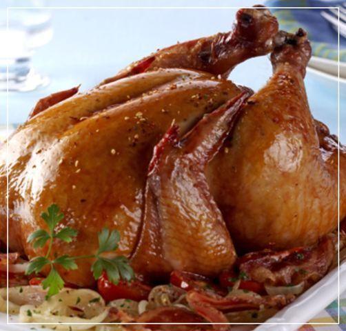 Truques para frango assado