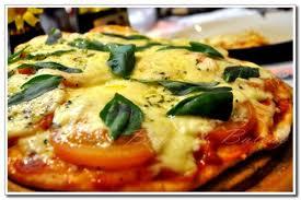 Massa de pizza italiana