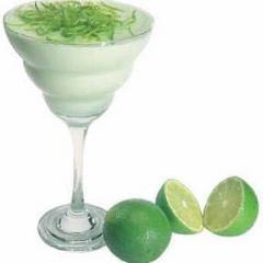 Mousse de Limão com Sorvete