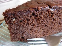 Bolo de chocolate deli deli