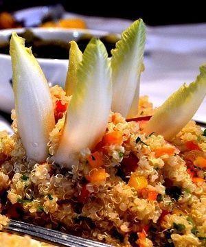 Salada de Quinoa da Patagônia