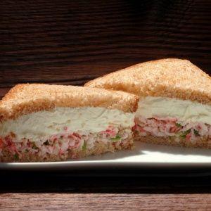 Sanduíche Light de Kani