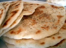Pão sirio