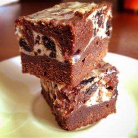 Brownies Chunky Cheesecake