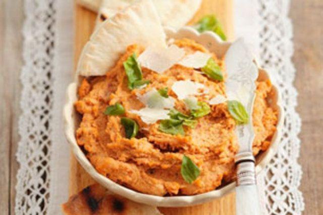 Hummus italiano