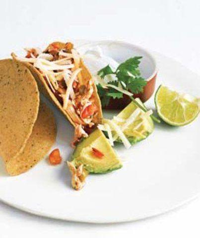 Tacos de frango
