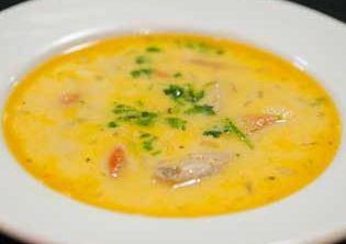 Sopa de Mexilhões