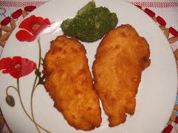 Filé de frango a milanesa