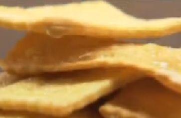 Cream Cracker caseiro