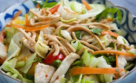Salada de Frango Chines