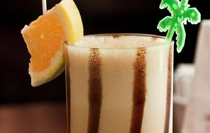 Bebida de Café com Laranja