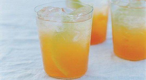 Receita de Refrescante água de melão