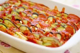 Lasanha de verduras boa