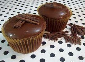Cupcakes de colher