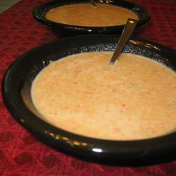 Sopa Amendoim