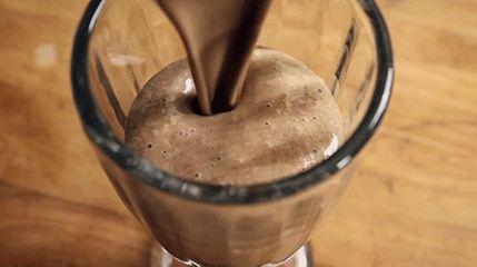 Milk Shake ou Frapê