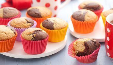 Muffin mesclado