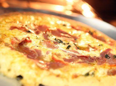 Massa de Pizza de Liquidificador