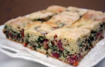 Torta de Couve e Linguiça