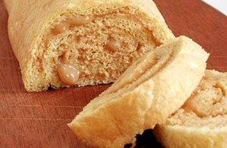 Rocambole (pão com fécula e batata)