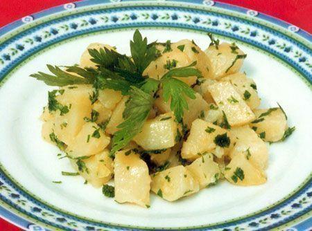Batatas Sauteé