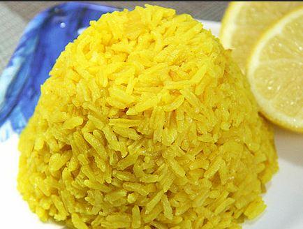 Arroz Amarelo