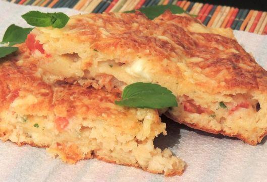 Torta Salgada Marguerita