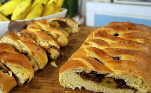 Catarina de Banana e Chocolate