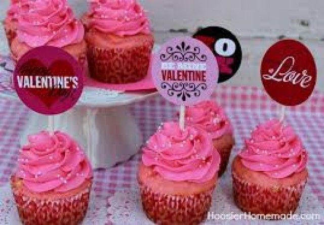 Cupcakes dos Namorados