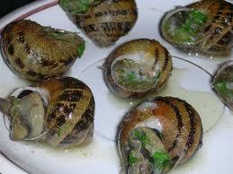 Escargots au bourguignonne