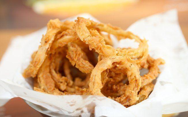 Onion Rings tradicionais