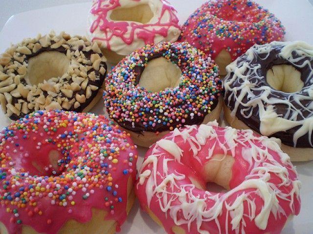 Donuts fáceis