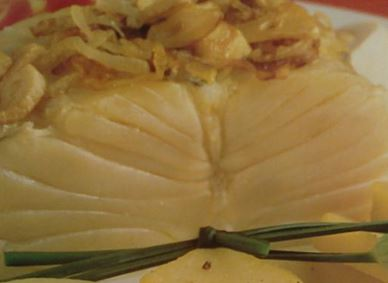 Bacalhau no Vapor