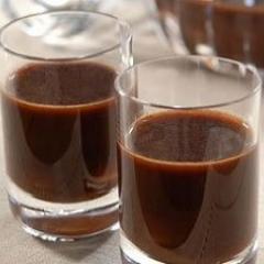Licor de Chocolate Amargo